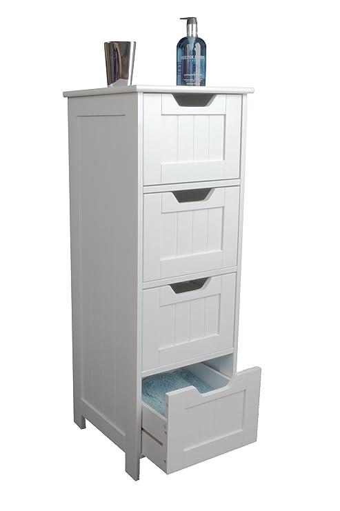 Badezimmer Schrank Aufbewahrung – Slim Design Schublade ...