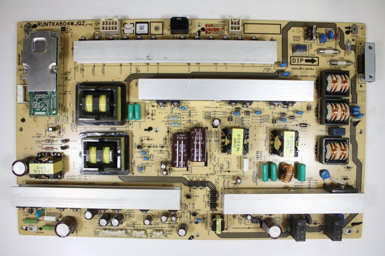 52 LC-52LE700UN RUNTKA604WJQZ Power Supply Board Unit