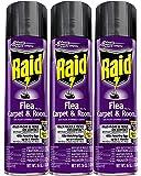 Amazon Com Raid Flea Killer Carpet Amp Room Spray 16 Oz