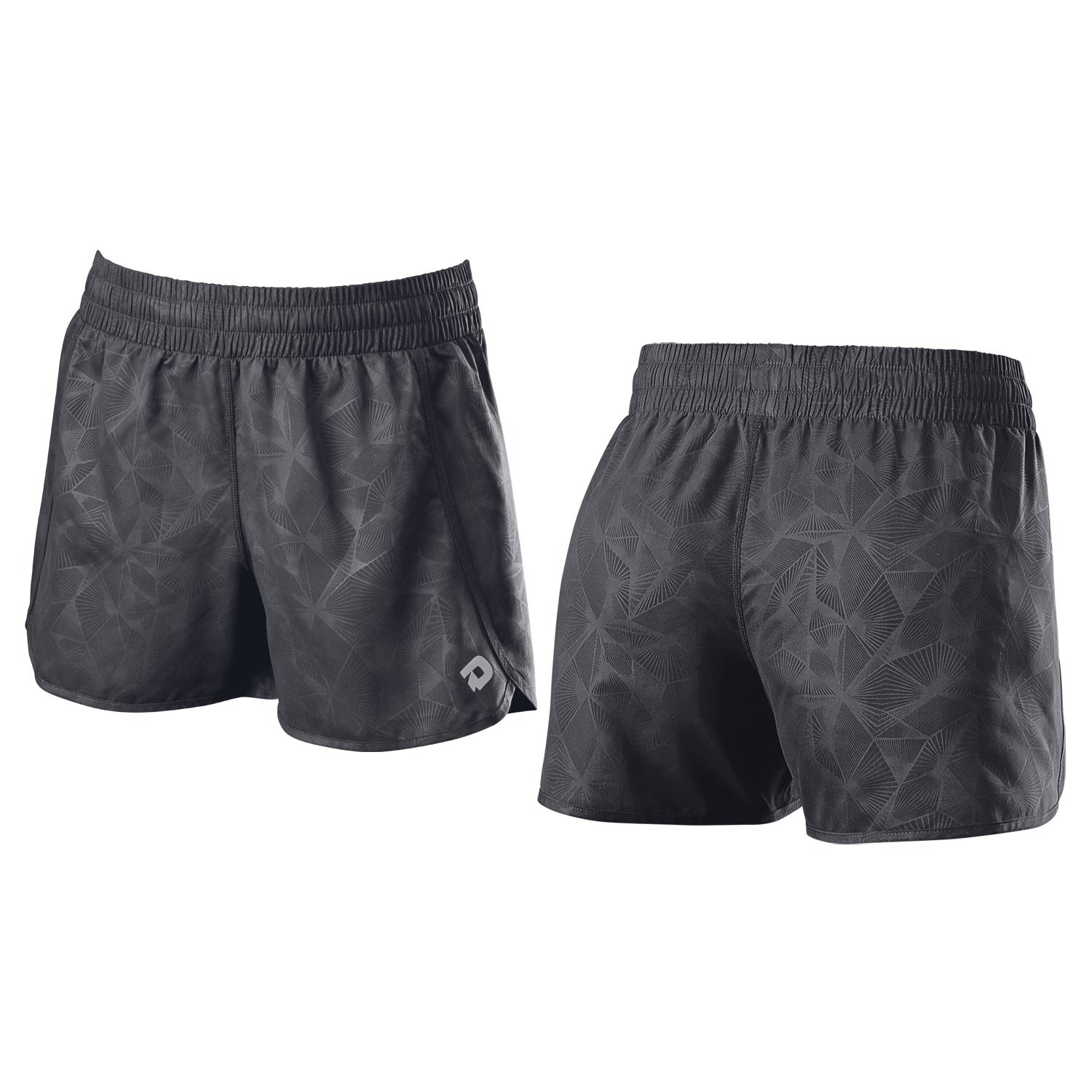 DeMarini Womens Training Shorts - Womens, Charcoal, XX-Large
