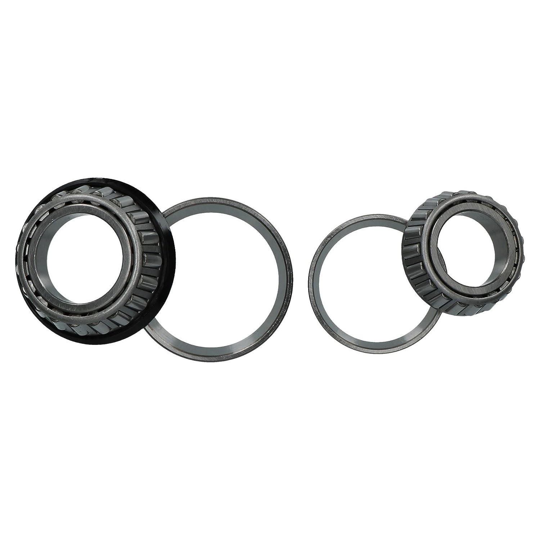 AB Tools 4 Trailer Bearing Kit for Indespension 200 203mm Drum 7848 44649//10 67048L//10