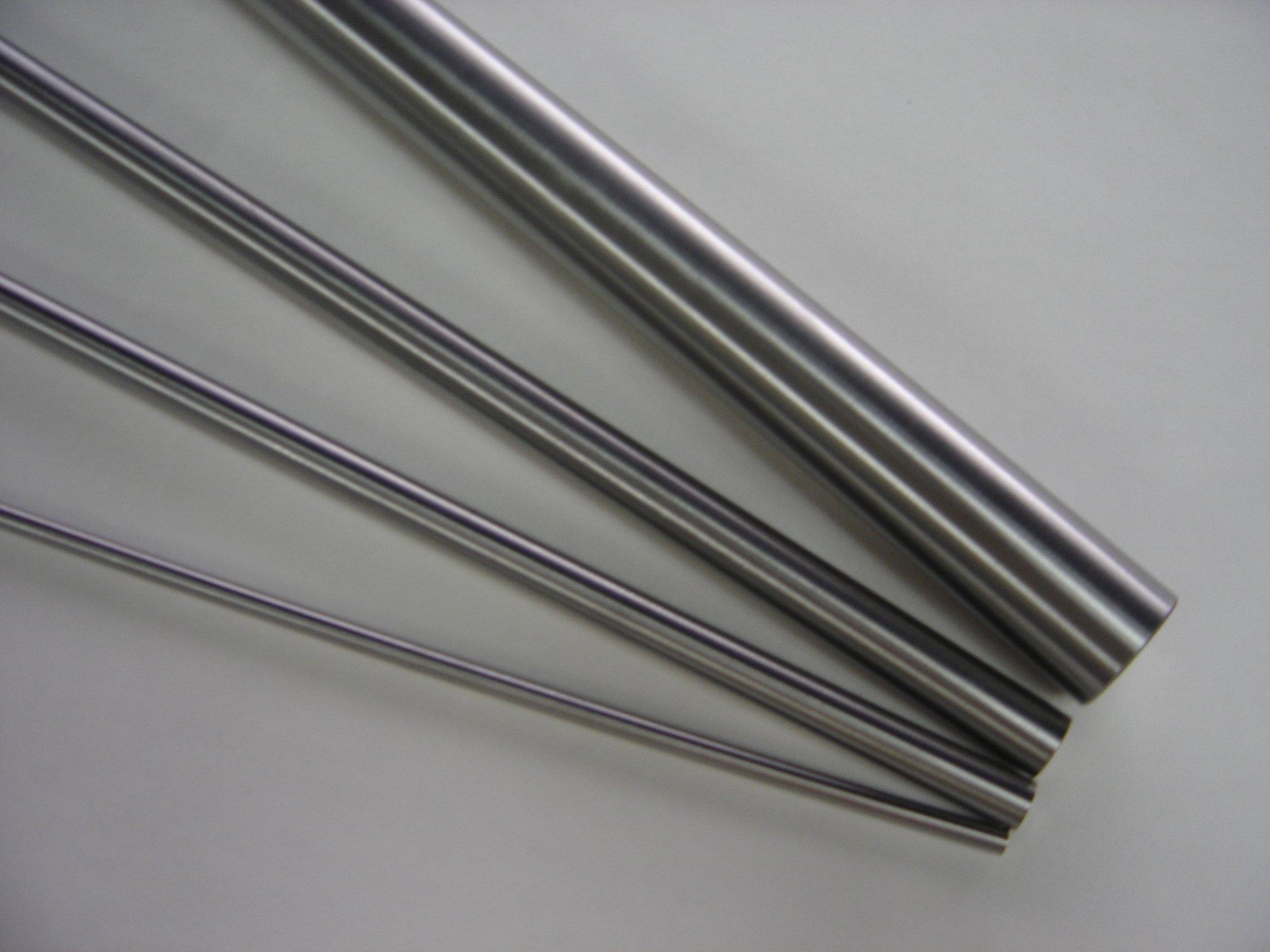 Moly Molybdenum Rod 0.375'' Diameter X 12'' Length, Unpolished by Torrey Hills Technologies