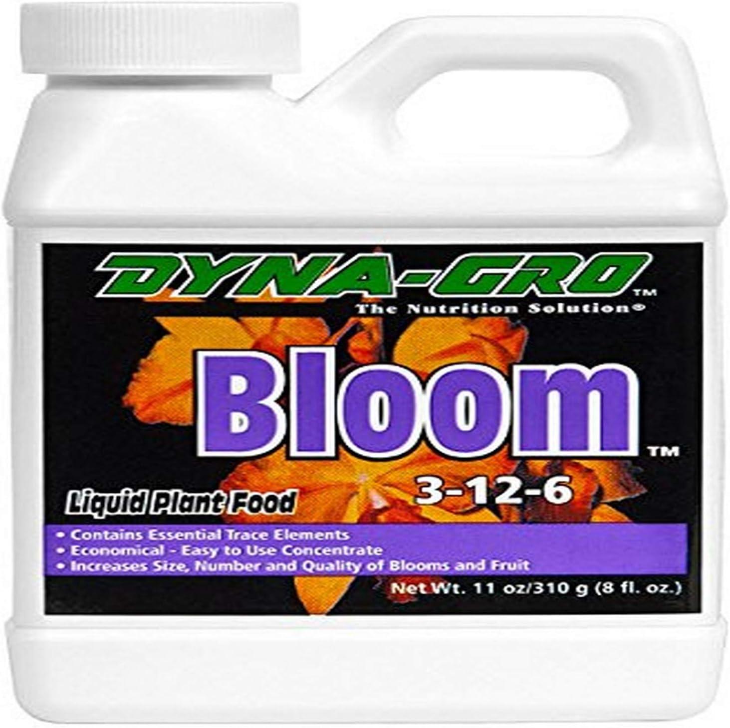 Dyna-Gro DYBLM008 Bloom Fertilizers, 8-Ounce
