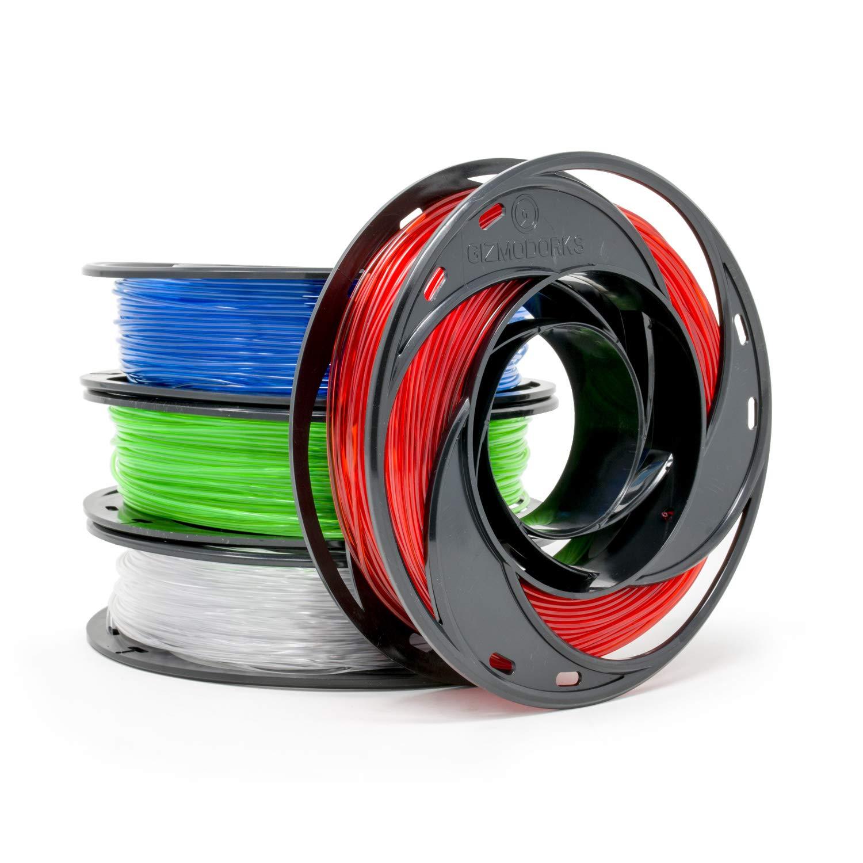 Filamento PETG 2.85mm 0.2kg COLOR FOTO-1 IMP 3D [7XW96JFF]