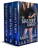 Masters' Admiralty Box Set: Books 1-3