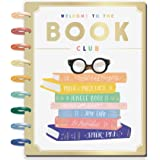 The Happy Planner - Bookish Theme - July 2020 to December 2021 - Horizontal Layout - Weekly & Monthly Disc-Bound Pages…