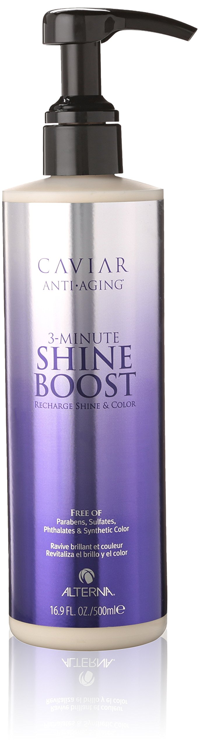 Alterna Caviar Anti Aging 3 minute Shine Boost 16.9 oz