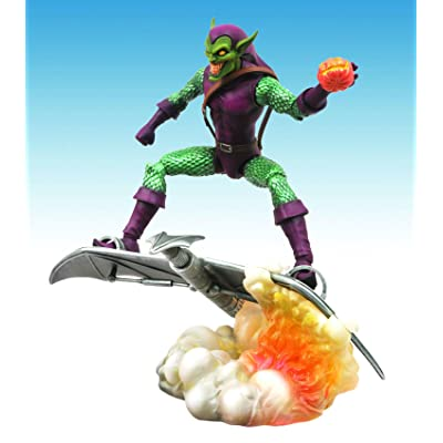 Diamond Select Toys Marvel Select: Green Goblin Action Figure: Toy: Toys & Games
