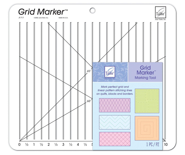 June Tailor Grid Marker JT717