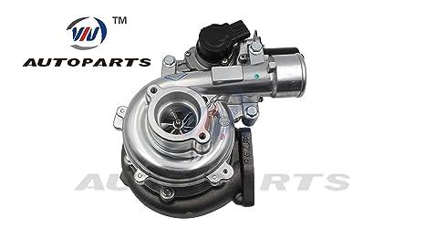 Billet Turbocharger 17201-30100\17201-0L040\17201-OL040 for TOYOTA Hilux