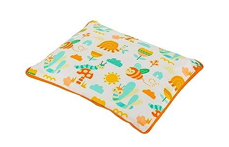 Baby Cotton Pillow Prevent Flat Head Shaping Pillow For Nursing Newborn Baby KV