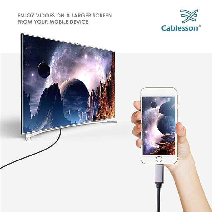 Cablesson USB Typ C Männlich Auf Mini DisplayPort: Amazon.de: Elektronik