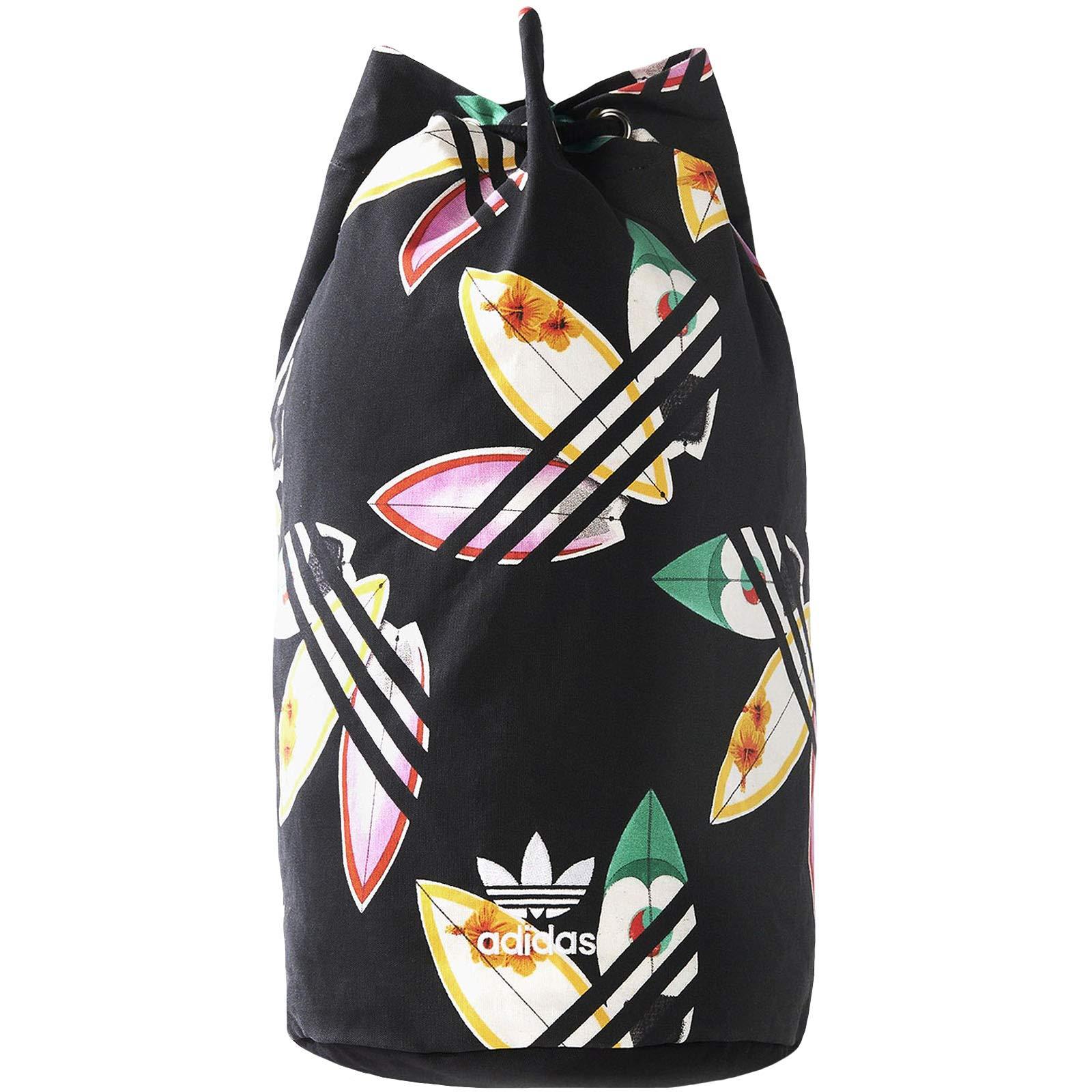 adidas Originals Unisex Pharrell Williams Seasack Backpack -Black-NS