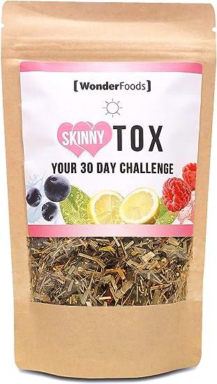 Skinnytox Day Té Desintoxicante | Suplemento Dietético Natural ...