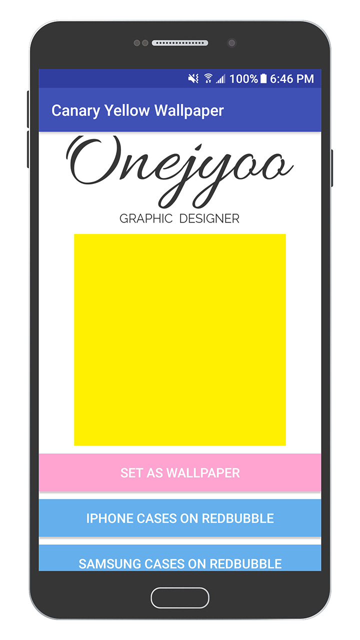 Amazon Com Canary Yellow Wallpaper Appstore For Android