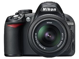 Nikon デジタル一眼レフカメラ D3100