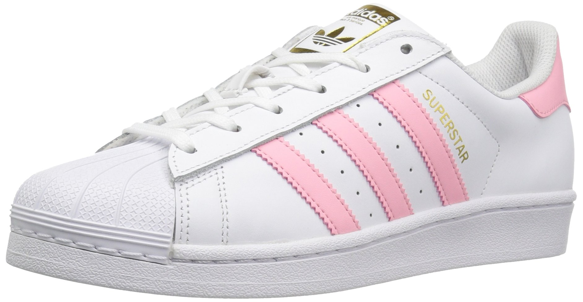 Cheap Adidas Originals Superstar Boys' Grade School Basketball Shoes
