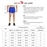 BALEAF Men's Quick-Dry Lightweight Pace Running