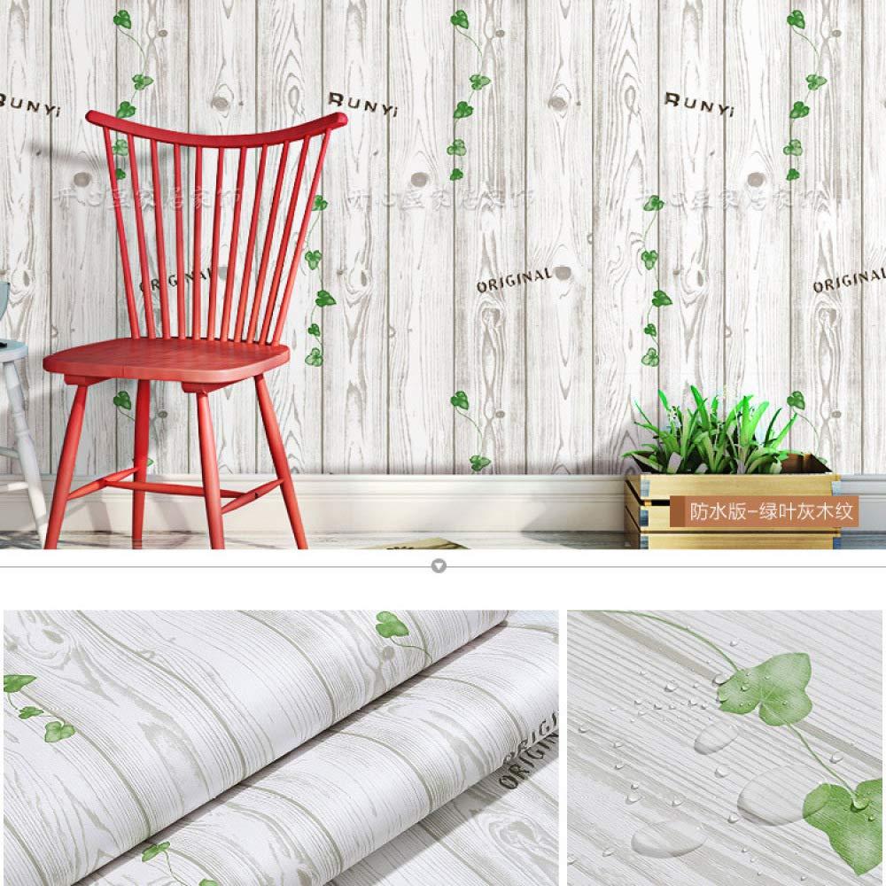 Papel pintado no tejido dormitorio color sólido perla blanco ...