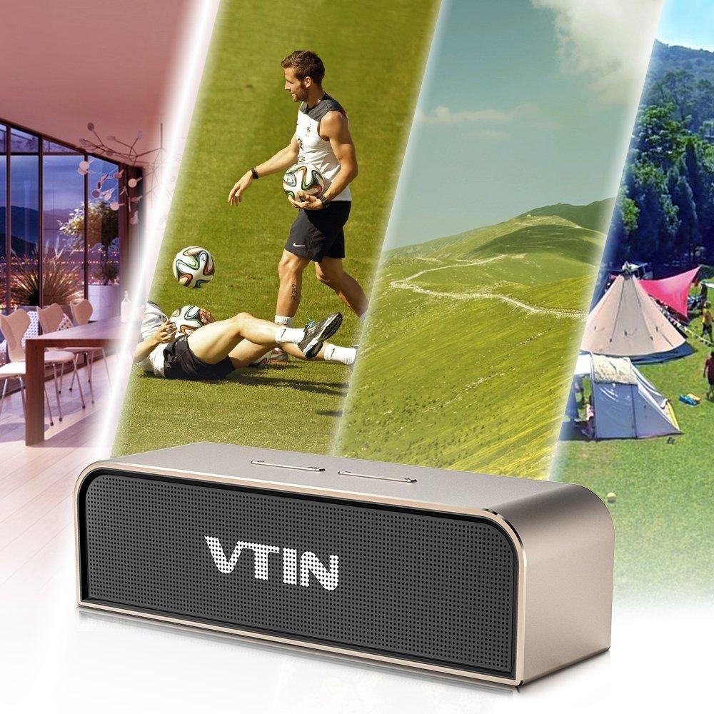 Altavoz Bluetooth Vtin Royaler por solo 45,99€