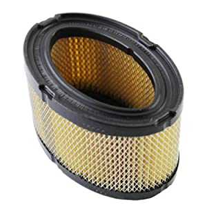 Podoy 33268 Air Filter for Tecumseh John Deere M49746 Oregon 30-100 Stens 100-115 Prime Line 7-02232 HM70 HM80 TVM195 VM80 HM100 HXL840 7HP 8HP 10HP Horizontal Engine
