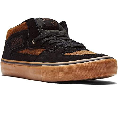 b42cc87add Vans Half Cab Pro (Oiled Suede) Black Gum 11uk  Amazon.co.uk  Shoes ...