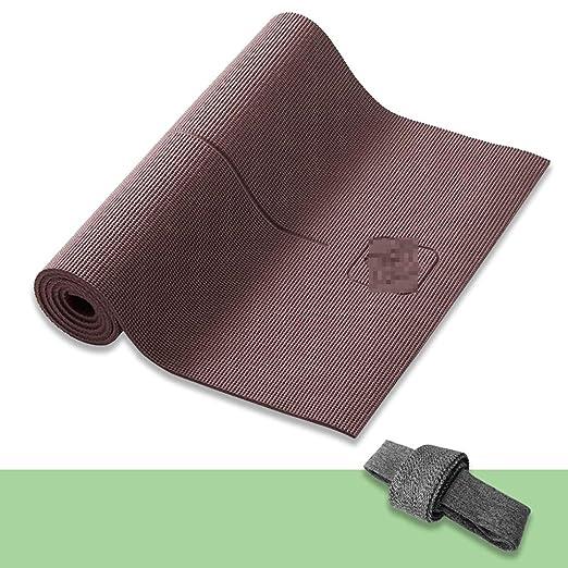 SGLI 8 mm de Espesor Estera de Yoga Engrosamiento ...