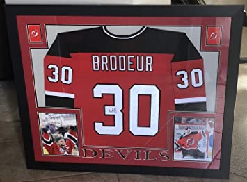 2a64548c354 Image Unavailable. Image not available for. Color: Martin Brodeur - New  Jersey Devils ...