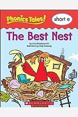Phonics Tales: The Best Nest (Short E) Kindle Edition