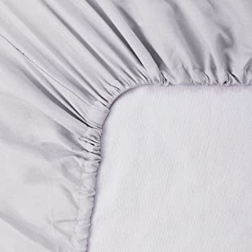 Amazoncom Uxcell Queen Size Fitted Sheet Only 200 Thread Count