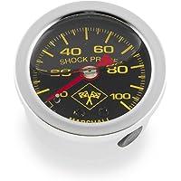 KY15012 KUS DN52mm black Digital Oil pressure gauge 0-10Bar PN black