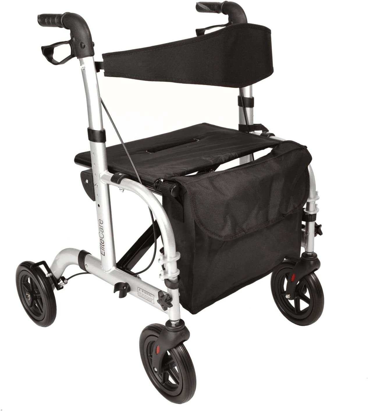 Amazon.com: Elite Care híbrido 2 en 1 andador rollator ...
