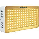 Roleadro 2nd Generation 600W LED Plant Grow Light Upgraded Full Spectrum Indoor Growing Light with 120pcs 5W Chips