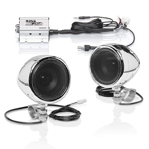 Amazon Boss Audio Mc420b Bluetooth Allterrain Weatherproof Rhamazon: Boss Audio Bluetooth Sound System At Gmaili.net
