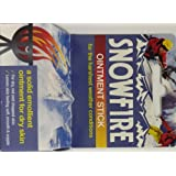SNOWFIRE HEALING TABLET FOR CHAPPED HANDS AND CHILBLAINS 18G