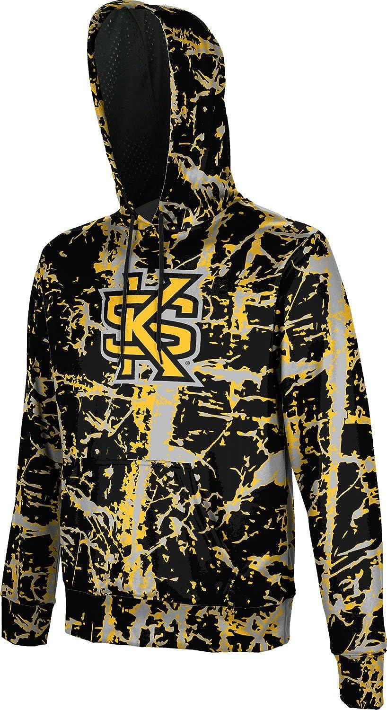 Distressed ProSphere Kennesaw State University Boys Hoodie Sweatshirt