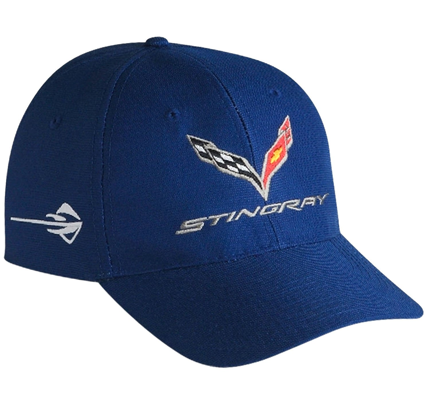 Gregs Automotive Corvette C7 Stingray Hat Blue Made in USA Bundle with Driving Style Decal Greg/'s Automotive