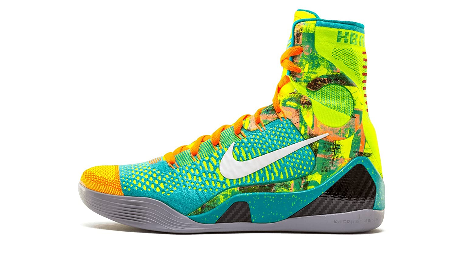 reputable site 186ec a9386 ... best price amazon nike kobe 9 elite influence 630847 300 basketball  0537c 94747