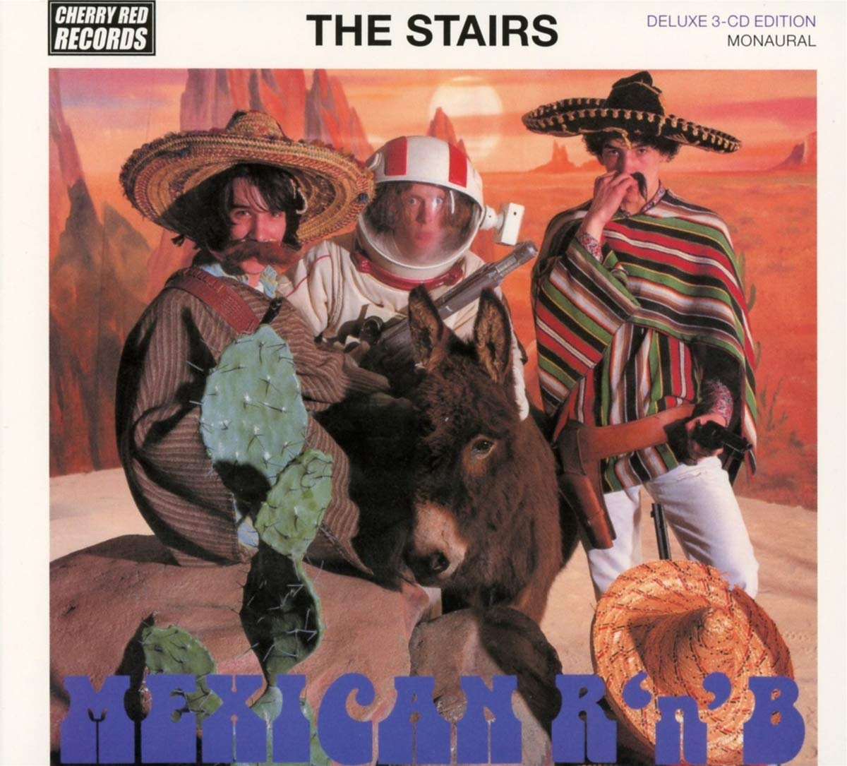 CD : The Stairs - Mexican R'n'b (Deluxe Edition, United Kingdom - Import)