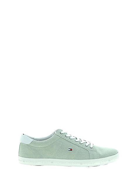 89ffe898 Tommy Hilfiger Essential Long Lace Sneaker, Zapatillas para Hombre:  Amazon.es: Zapatos y complementos