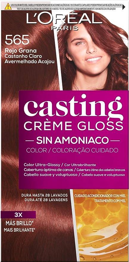 LOreal Paris Casting Crème Gloss Coloración Sin Amoniaco ...