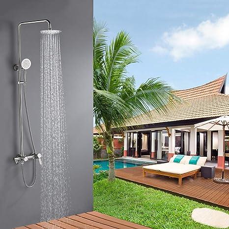 Amazon.com: HAOXIN - Grifos de ducha para exteriores, SUS ...