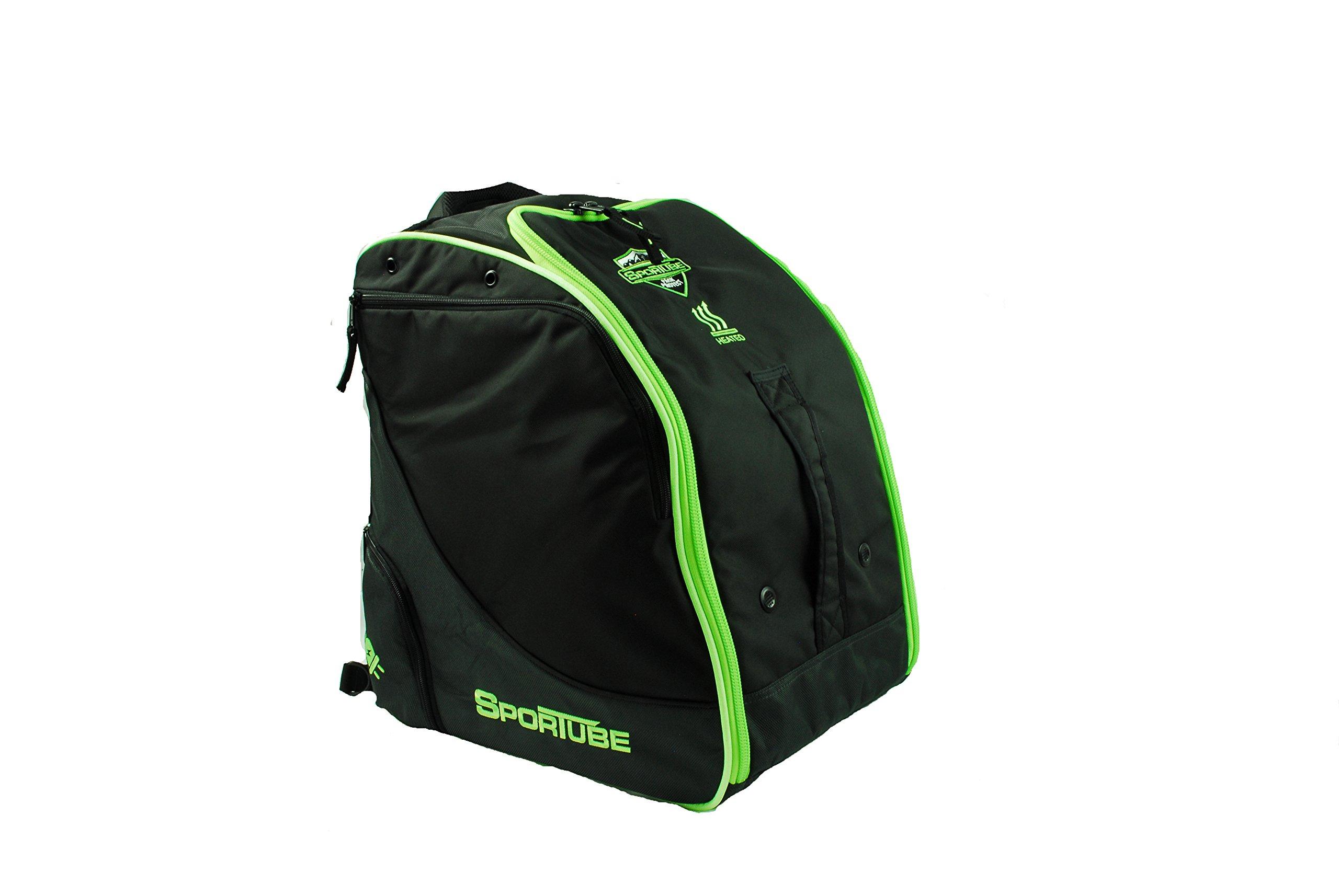 Sportube Toaster Heated Boot Bag, Green by Sportube