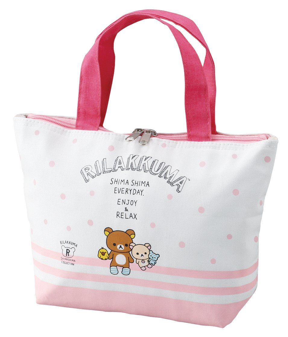 Rilakkuma ( islands Everyday ) Lunch Bag TB-15