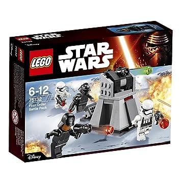 Lego Star Wars First Order Battle Pack Building Set Lego Amazon
