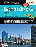Baltimore, MD City & County Street Atlas