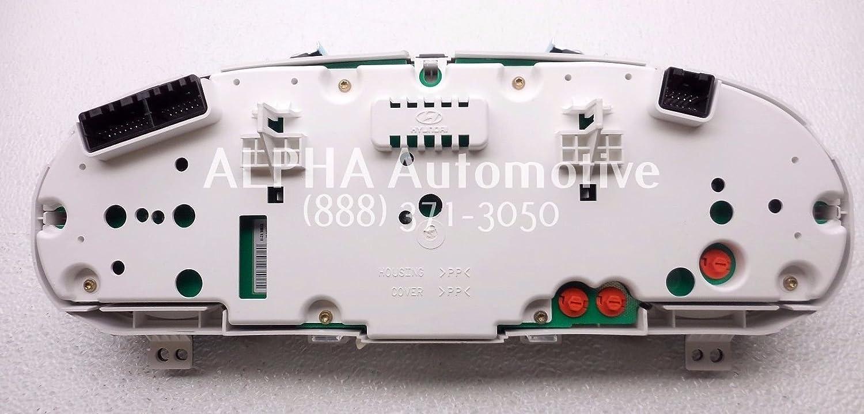 Genuine Hyundai 94011-0A090 Instrument Cluster Assembly