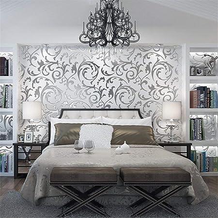 Modern Minimalist European-style Non-woven Wallpaper Roll ...