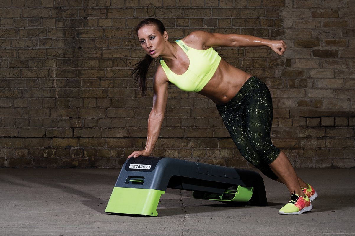 Escape Fitness Deck - Workout Bench and Fitness station by Escape Fitness USA (Image #17)