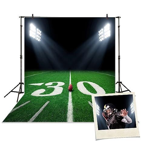 amazon com funnytree 5x7ft photography backdrop sports field